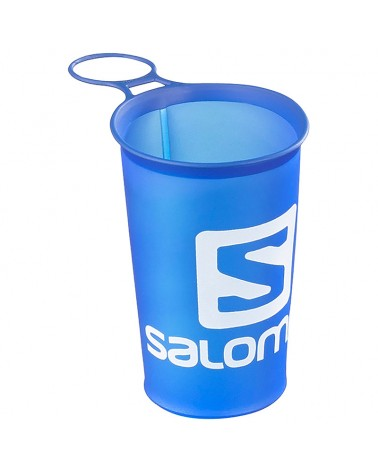Salomon Soft Cup Speed 150 ml/5 Oz Tazza Comprimibile, Blu