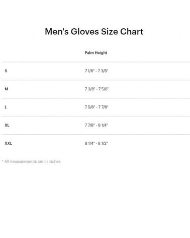 100% Brisker MTB Gloves, Fluo Orange/Black