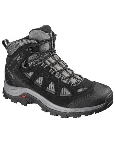 Salomon Authentic LTR GTX Gore-Tex Men's Trekking Shoes, Magnet/Black/Quiet Shade