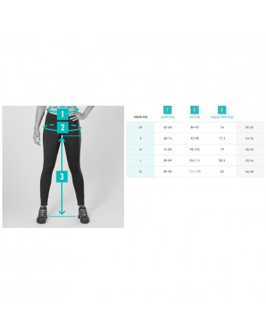 Compressport Racing Socks V3.0 Trail Calze a Compressione, Smart Black