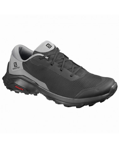 Salomon X Reveal Men's Trekking Shoes, Black/Black/Quiet Shade