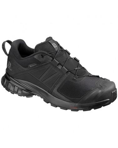 Salomon XA Wild GTX Gore-Tex Scarpe Trail Running Uomo, Black/Black/Black