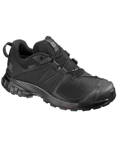 Salomon XA Wild GTX Gore-Tex Scarpe Trail Running Donna, Black/Black/Black
