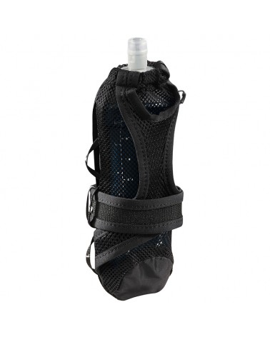 Salomon Pulse Handheld Idratazione Running da Polso, Black (1 Flask da 500 ml Incluso)