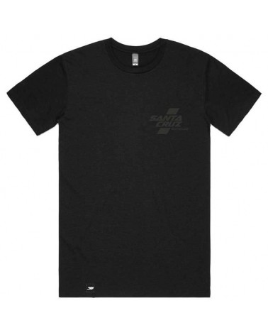 Santa Cruz Parallel Men's Tee, Black