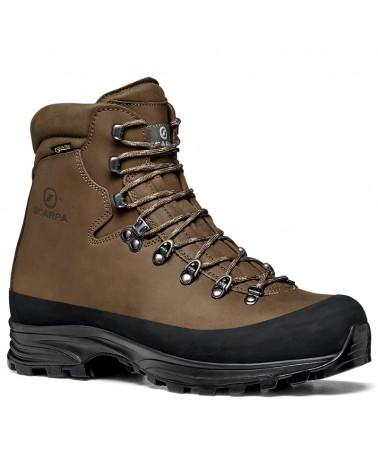 Scarpa Ladakh GTX Gore-Tex Men's Trekking Boots, Nabuk Dark Brown
