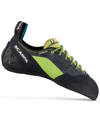 Scarpa Maestro Eco Climbing Shoes, Ink