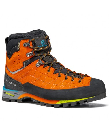 Scarpa Zodiac Tech GTX Gore-Tex Men's Trekking Boots, Tonic