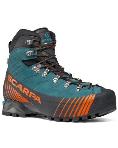 Scarpa Ribelle CL HD Men's Mountaineering Boots,Lake Blue