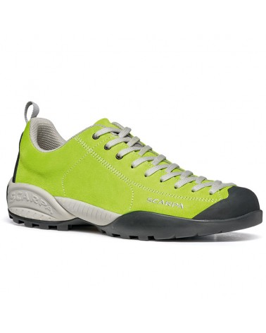 Scarpa Mojito Men's Shoes, Green Fluo
