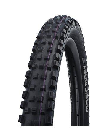 Schwalbe Magic Mary 27.5x2.60 EVO SnakeSkin Super Downhill Addix Ultra Soft Tubeless Ready Tyre, Black