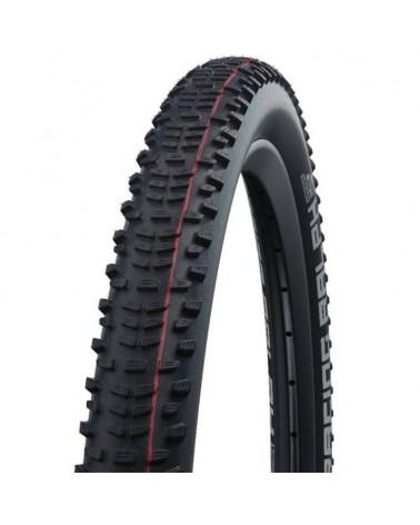 Schwalbe Racing Ralph 29x2.25 EVO Super Ground Addix Speed SnakeSkin Tubeless Ready Tyre, Black