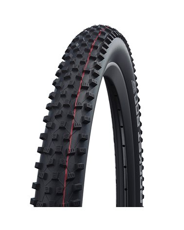 Schwalbe Rocket Ron 29x2.10 EVO Super Race Addix Speed Copertone Tubeless Ready, Nero