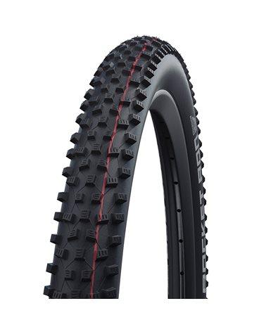 Schwalbe Rocket Ron 29x2.10 EVO Super Race Addix Speed Tubeless Ready Tyre, Black