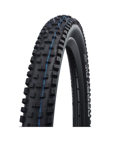 Schwalbe Nobby Nic 29x2.25 Evolution Addix SpeedGrip Snakeskin Tubeless Ready Tyre, Black