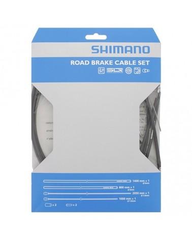 Shimano Kit Filo Freno PTFE Strada Nero