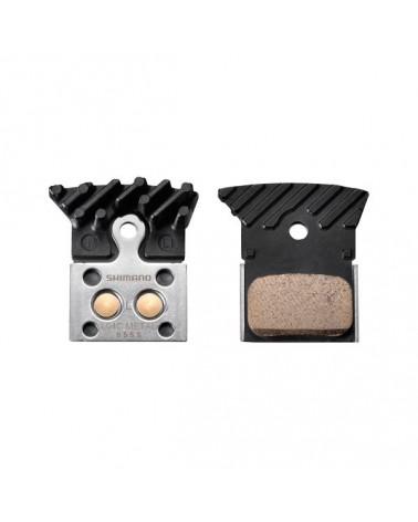 Shimano Pastiglie Freno Metal L04C