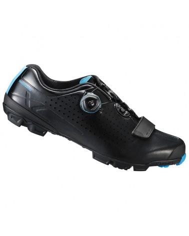 Shimano SH-XC700SL Men's MTB Cycling Shoes Size EU 44.5, Black