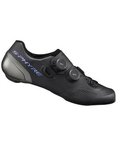 Shimano SH-RC902 Men's Road Cycling Shoes, Black