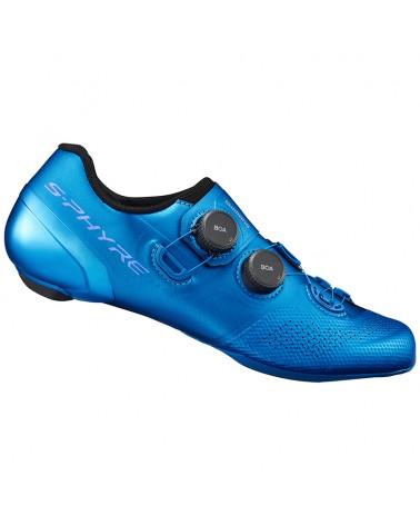 Shimano SH-RC902 Men's Road Cycling Shoes, Blue