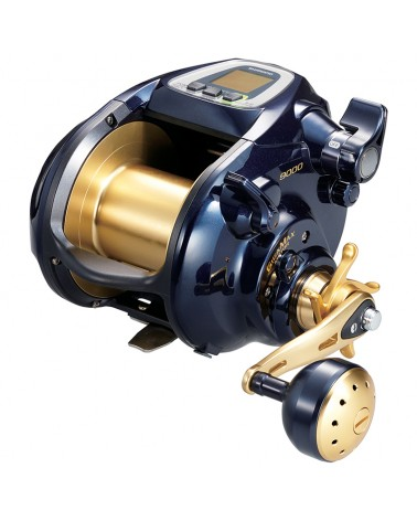 Shimano Beastmaster 9000 Electric Fishing Reel Lever Drag