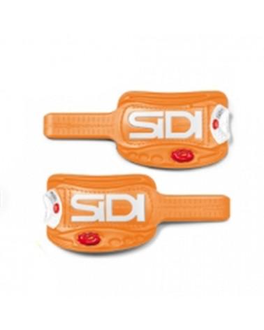 Sixs SLP Stripes Salopette Corta Black/Pink
