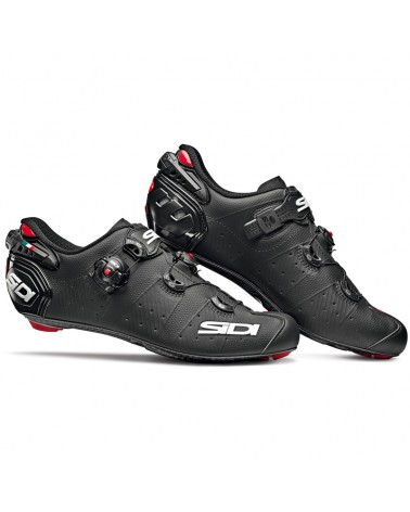 Sidi Wire 2 Carbon Matt Men's Road Cycling Shoes, Matt Black