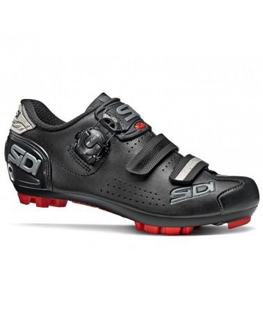 Sidi Trace 2 Women's MTB Cycling Shoes, Black/Black