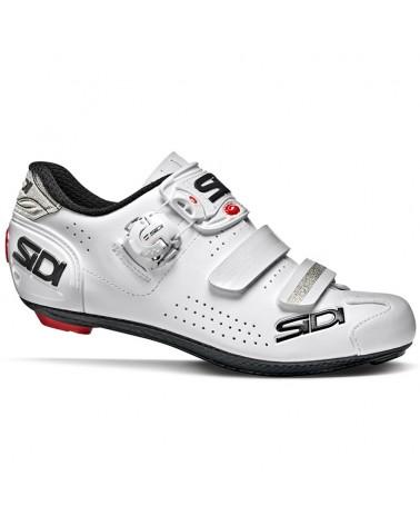 Sidi Alba 2 Women's Road Cycling Shoes, White/White