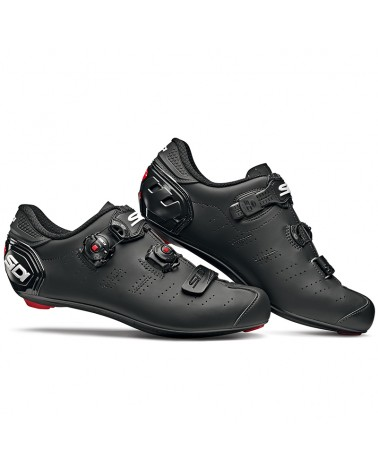 Sidi Ergo 5 Matt Men's Road Cycling Shoes, Matt Black