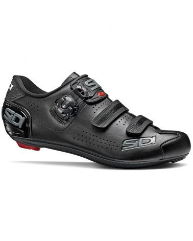 Sidi Alba 2 Men's Road Cycling Shoes, Black/Black