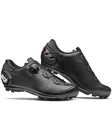 Sidi Speed Men's MTB Cycling Shoes, Nero/Nero