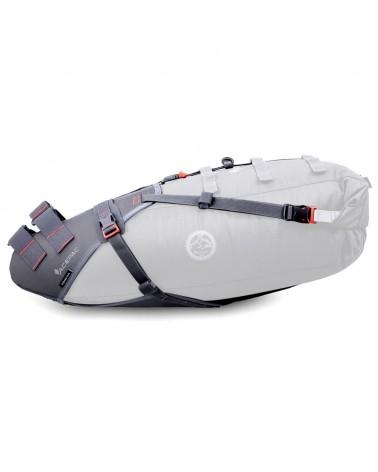 Acepac Saddle Harness for Saddle Drybag, Grey