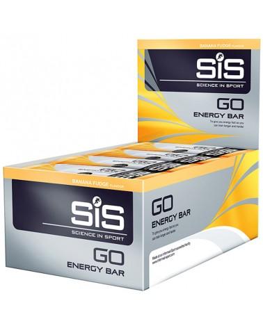 SIS GO Energy Bar Banana Fudge, 40gr (30 bars box)
