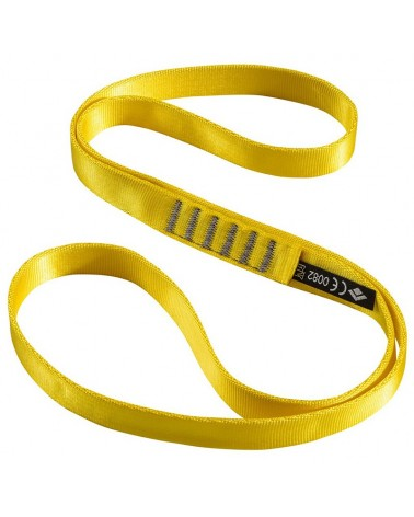 Black Diamond Climbing Essentials 18 mm Nylon Runner 60 cm, Yellow