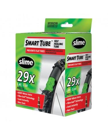 Slime Camera D'aria Bici Con Sigillante  29X1,85-2,20 Presta