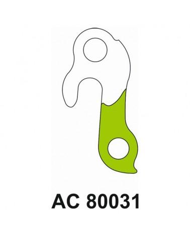 Bistark Derailleur Hanger AC80031