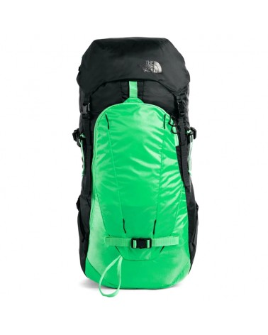 The North Face Forecaster 35 Trekking Compatible Hydration Backpack 35 L, Chlorophyll Green/Weathered Black