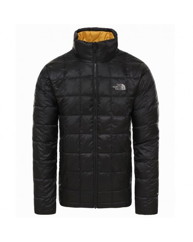 The North Face Kabru Men'S Down Jacket, TNF Black/Gold