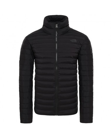 The North Face Stretch Down Men's Down Jacket, TNF Black