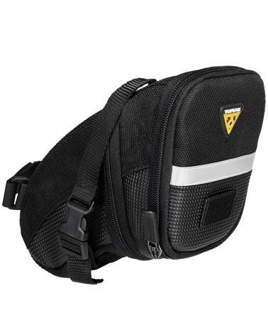 Topeak Aero Wedge Strap Mount Saddle Bag Medium (Expandable) 0,98-1,31 Liters