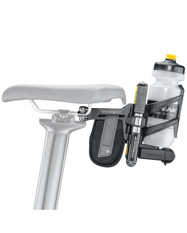 Camelbak Hydrobak Black/Graphite Zaino Idrico Bici con Sacca Idrica da 1.5 L