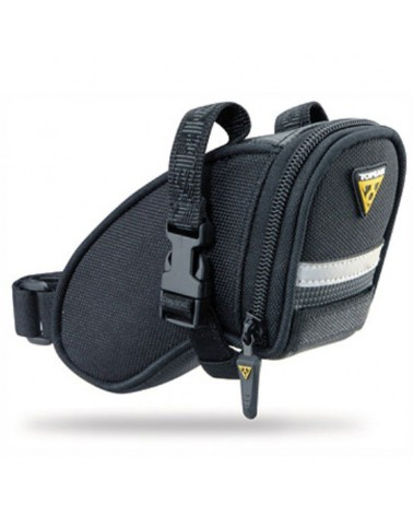 Topeak Aero Wedge Pack Micro Saddle Bag 0,41 Liters Velcro Strap