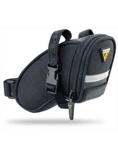 Topeak Aero Wedge Pack Micro Saddle Bag 0,41 Liters Velcro Strap