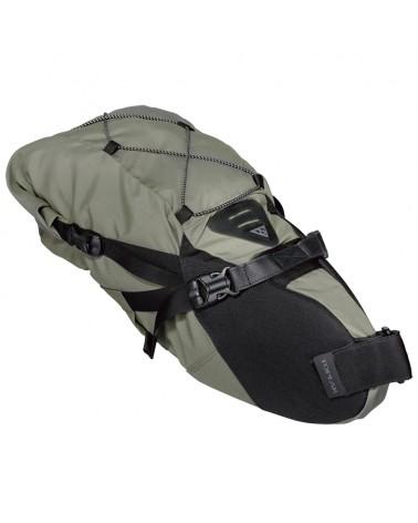 Topeak Backloader Waterproof Saddle Bag 15 Liters, Green