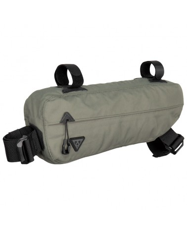 Topeak Midloader Top Tube Bag 3 Liters, Green
