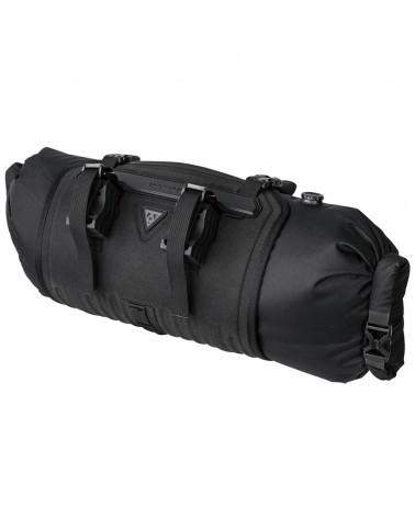 Topeak Frontloader Waterproof Handlebar Bag 8 Liters, Black