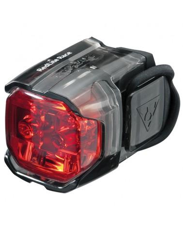 Topeak Redlite Race Red Led Rear Bike Light (with Batteries - 2 Led)