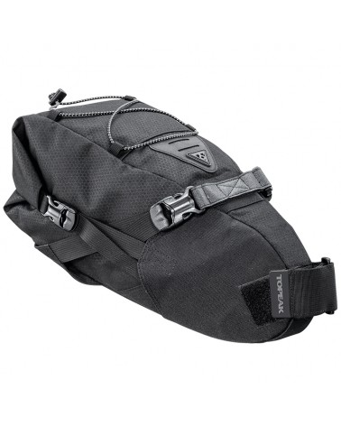 Topeak Backloader Waterproof Saddle Bag 6 Liters, Black