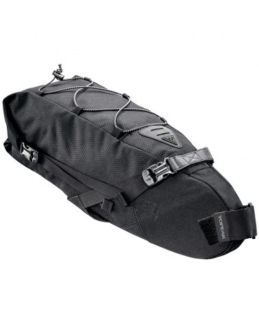 Topeak Backloader Waterproof Saddle Bag 10 Liters, Black